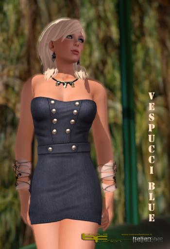 Vespucci Minidress
