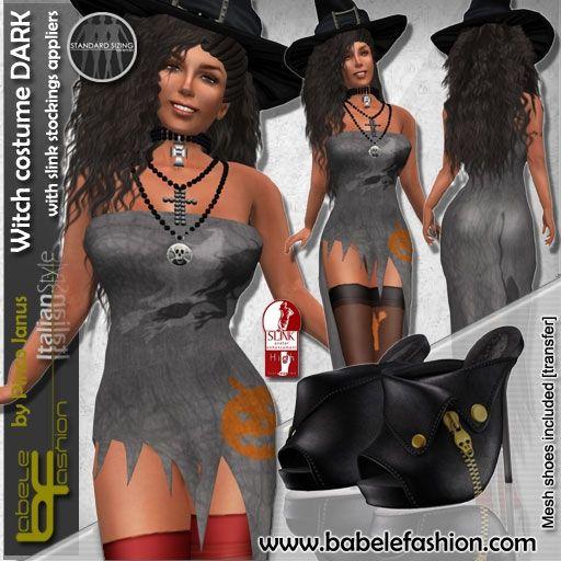 box witch dark