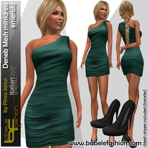 box deneb mesh emerald