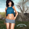 Babele Fashion Ribelle Girl Blue