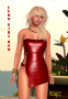 Babele Fashion Cubo Girl Red