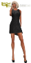 saila cocktail dress black