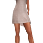 saila cocktail dress creme
