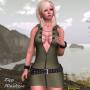 zipp minidress green promo